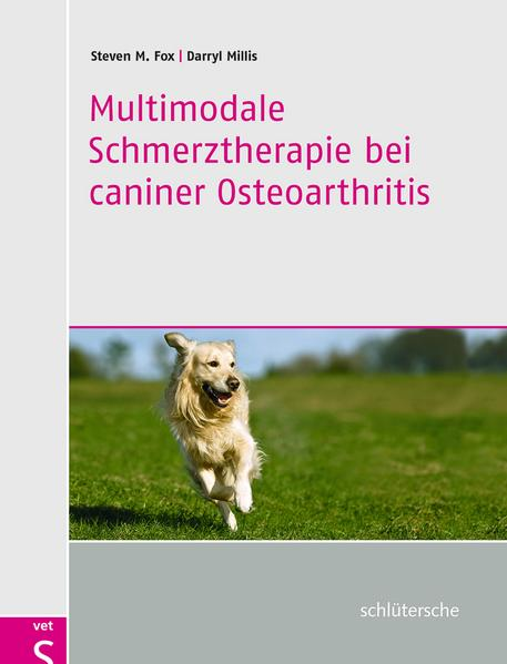 Multimodale Schmerztherapie bei caniner Osteoarthritis - Coverbild
