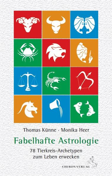 Fabelhafte Astrologie - Coverbild