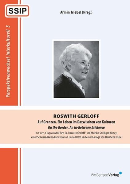 Roswith Gerloff - Auf Grenzen. Ein Leben im Dazwischen von Kulturen - Coverbild