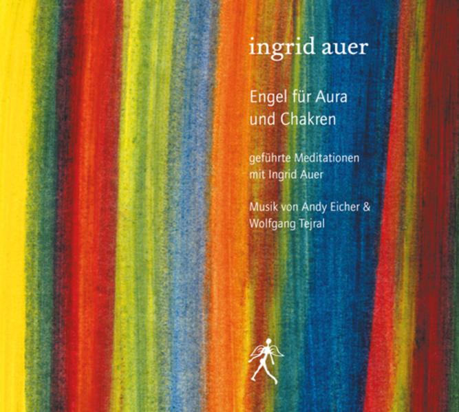 Engel für Aura und Chakren - Coverbild