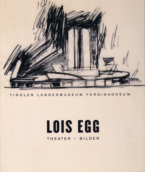 Lois Egg. Theater - Bilder - Coverbild