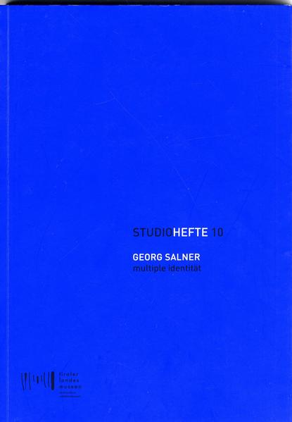 Georg Salner - Coverbild