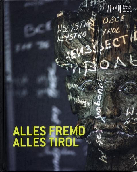 Alles fremd - alles Tirol - Coverbild