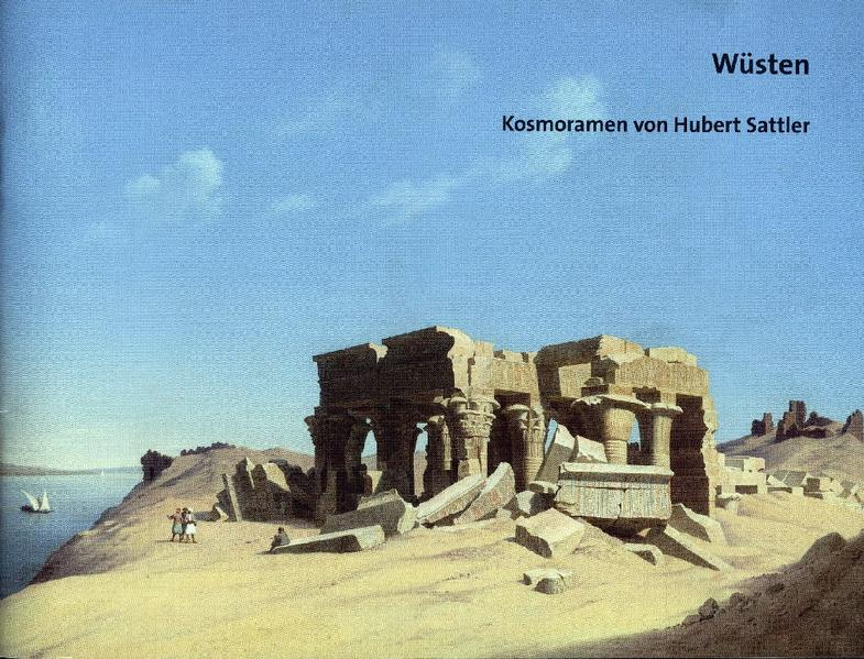 Wüsten - Coverbild
