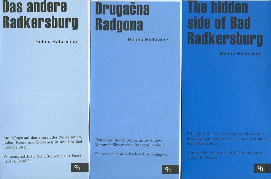 The hidden side of Bad Radkersburg - Coverbild