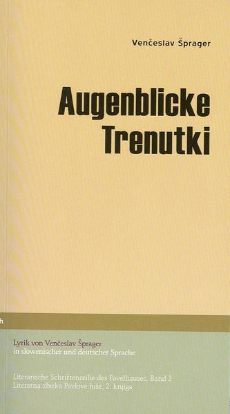 Augenblicke Trenutki - Coverbild
