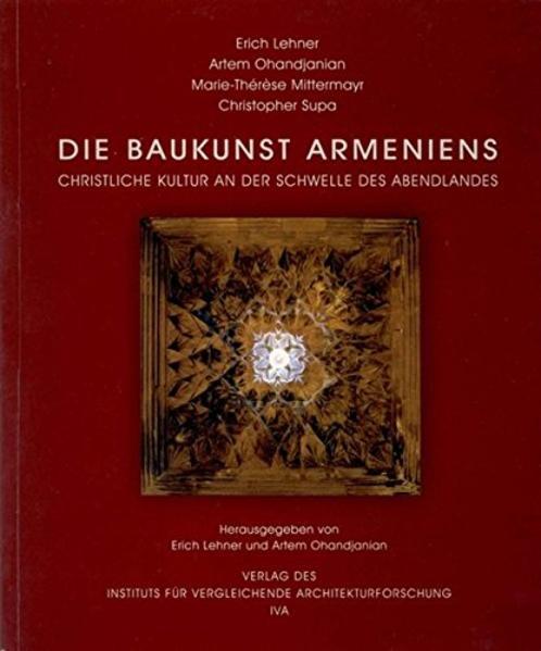 Die Baukunst Armeniens - Coverbild
