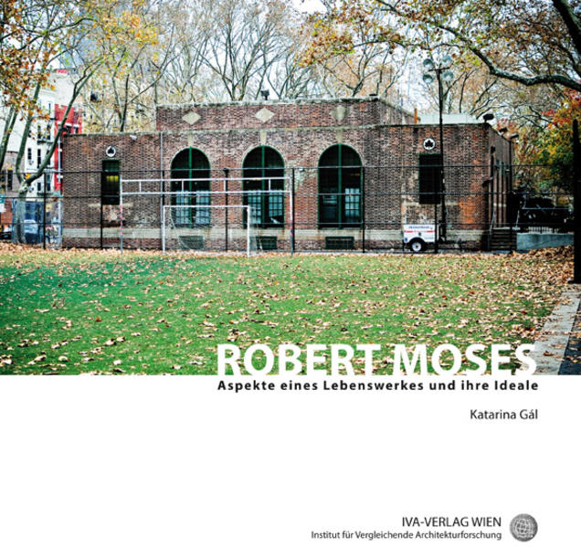 Robert Moses - Coverbild