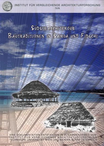 Südseearchitektur: Bautraditionen in Samoa und Fidschi - Coverbild