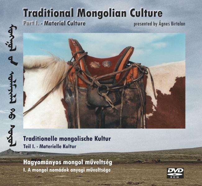 Traditional Mongolian Culture - Coverbild
