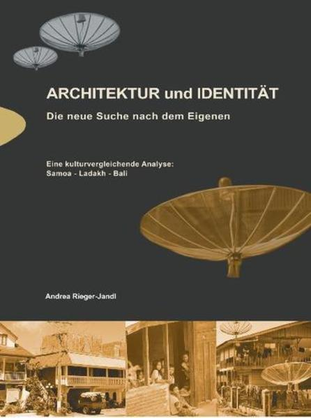 Architektur und Identität. Die neue Suche nach dem Eigenen - Coverbild