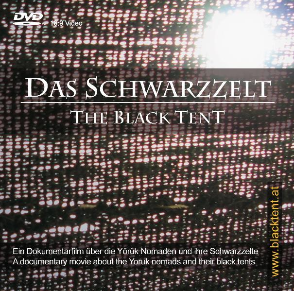 Das Schwarzzelt - The Black Tent - Coverbild