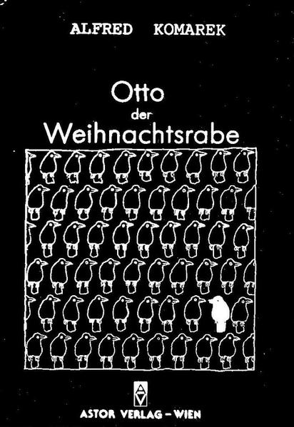Otto der Weihnachtsrabe - Coverbild