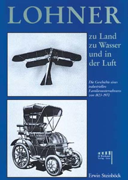 Lohner, zu Land, zu Wasser und in der Luft - Coverbild