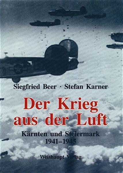 Krieg aus der Luft - Coverbild