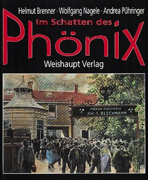Im Schatten des Phönix - Coverbild