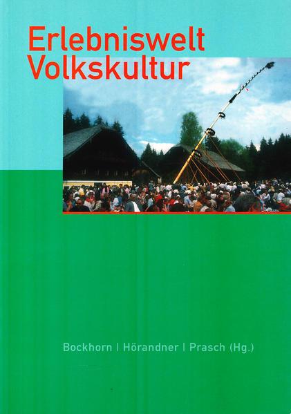 Erlebniswelt Volkskultur - Coverbild