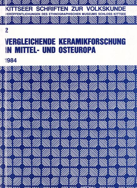 Vergleichende Keramikforschung in Mittel- und Osteuropa - Coverbild