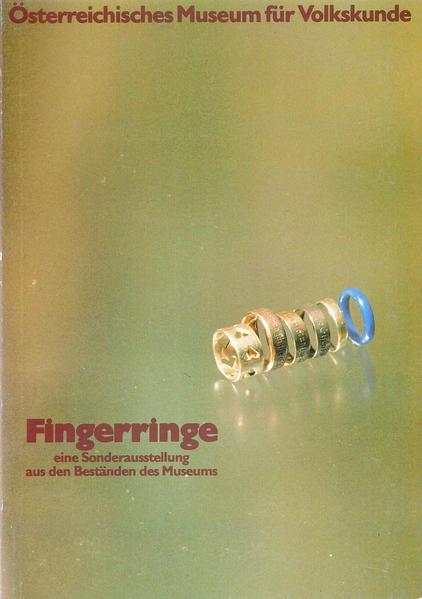 Fingerringe - Coverbild