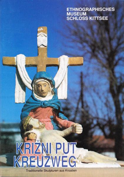 Križni put /Kreuzweg - Coverbild