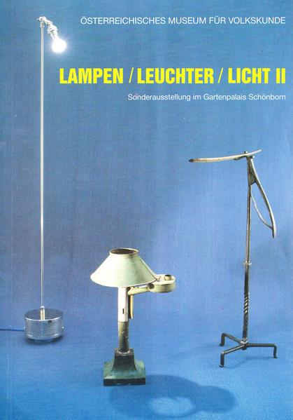 Lampen /Leuchter /Licht II - Coverbild