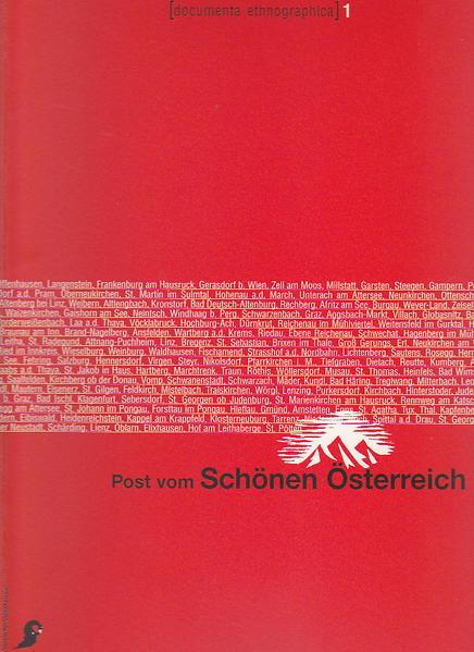 Post vom Schönen Österreich - Coverbild