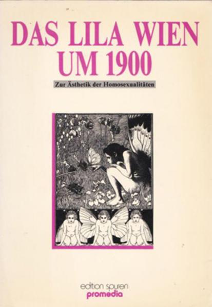Das lila Wien um 1900 - Coverbild