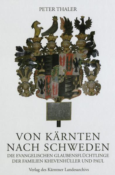 Von Kärnten nach Schweden - Coverbild