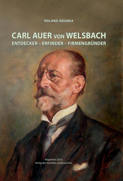 Carl Auer von Welsbach - Coverbild