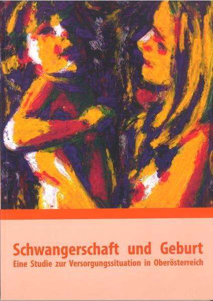 Gesundheitsbericht Schwangerschaft und Geburt. - Coverbild