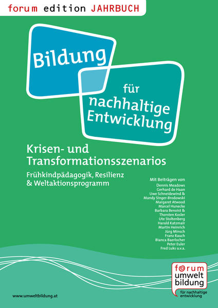 Krisen- und Transformationsszenarios - Coverbild