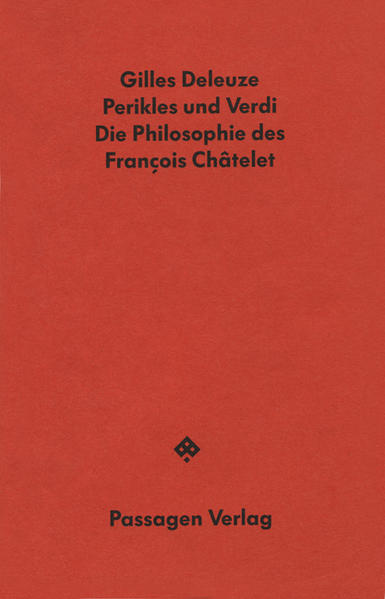 Perikles und Verdi - Coverbild