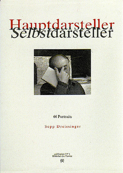 Hauptdarsteller /Selbstdarsteller - Coverbild