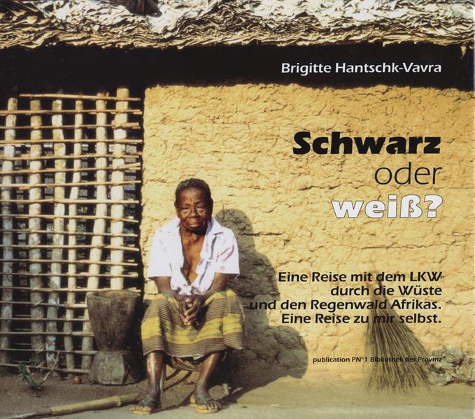 Schwarz oder Weiss? - Coverbild
