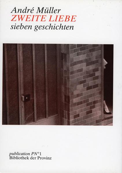 Zweite Liebe - Coverbild
