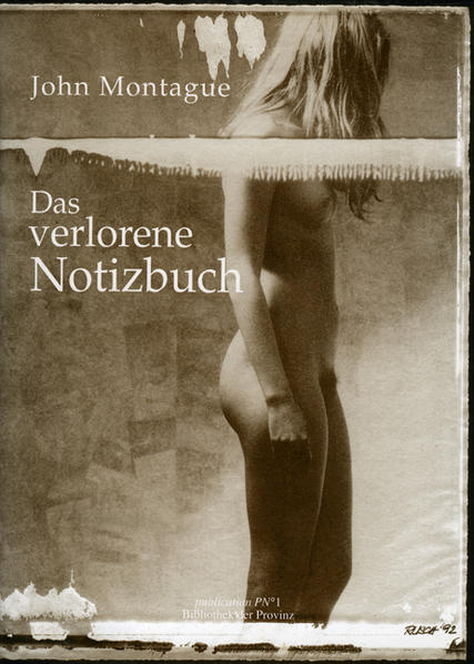 Das verlorene Notizbuch - Coverbild