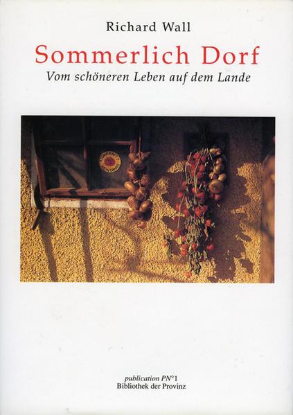 Sommerlich Dorf - Coverbild
