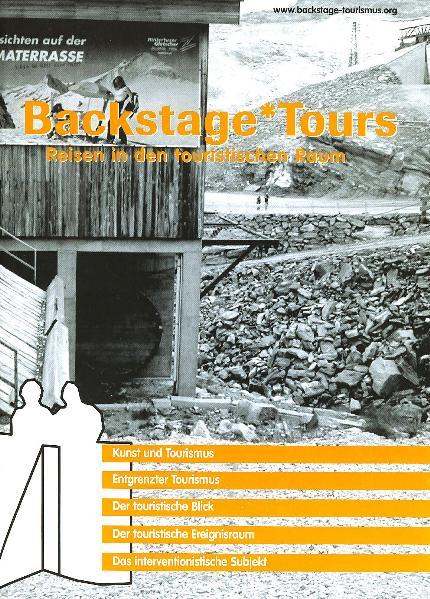 Backstage*Tours - Coverbild