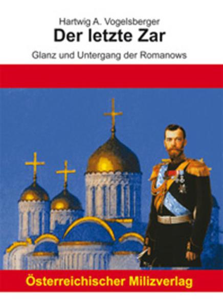 Der letzte Zar - Coverbild
