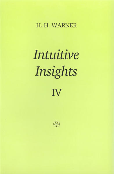Intuitive Insights - Coverbild