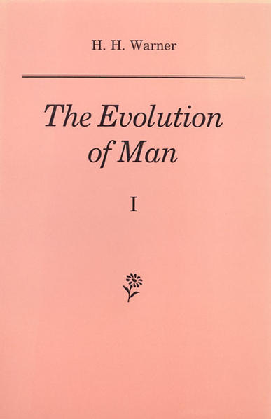 The evolution of man - Coverbild