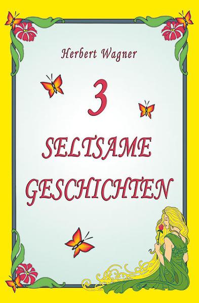 3 seltsame Geschichten - Coverbild