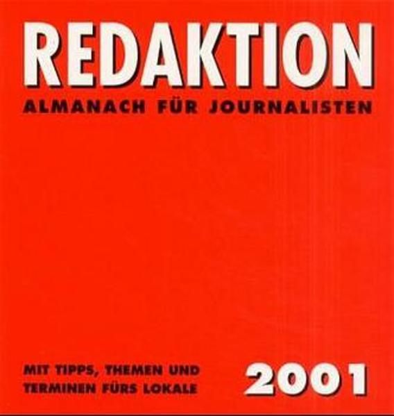 Redaktion. / Redaktion 2001 - Coverbild