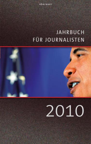 Jahrbuch für Journalisten 2010 - Coverbild