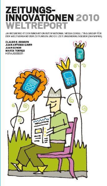 Zeitungsinnovationen 2010. Der Weltreport - Coverbild