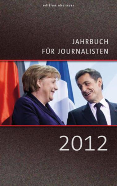 Jahrbuch für Journalisten 2012 - Coverbild