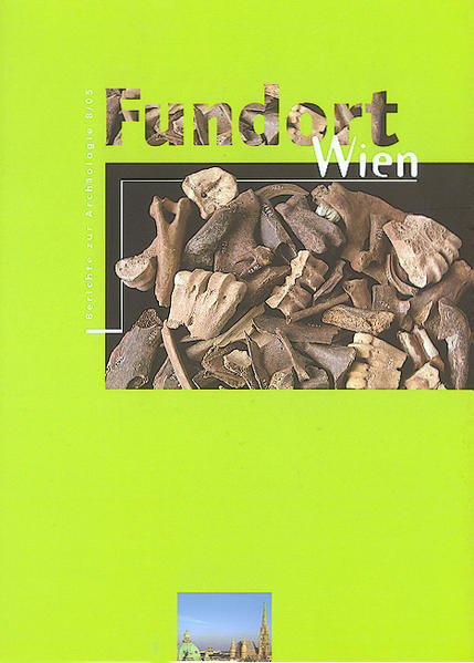 Fundort Wien 8/2005 - Coverbild