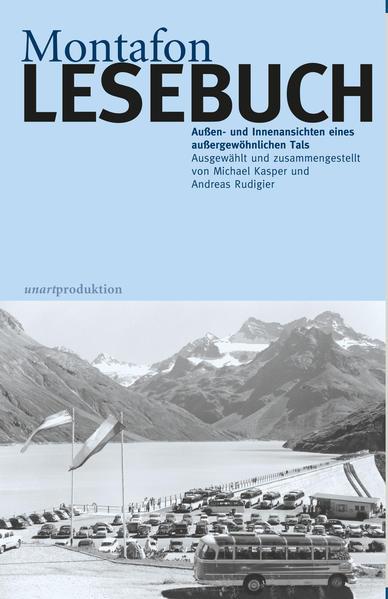 Montafon LESEBUCH - Coverbild