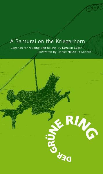 A Samurai on the Kriegerhorn - Coverbild