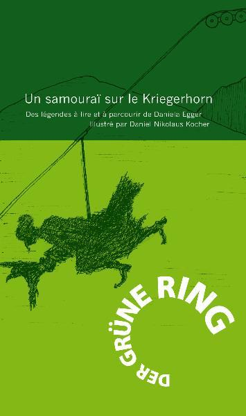 Un samouraï sur le Kriegerhorn - Coverbild
